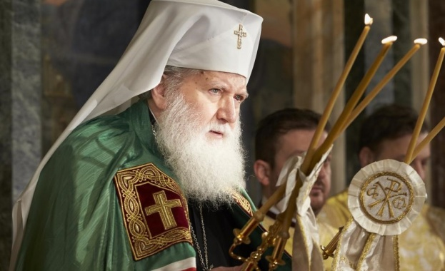 Патриарх Неофит поздрави новоизбрания сръбски патриарх Порфирий