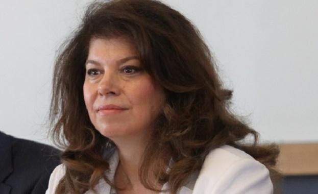 """Илияна Йотова ще бъде гост на връчването на наградите """"За жените в науката"""""""