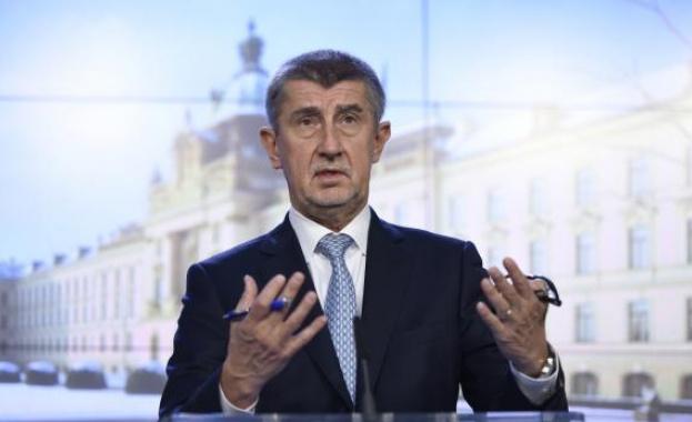 Прекратиха разследването срещу премиера на Чехия