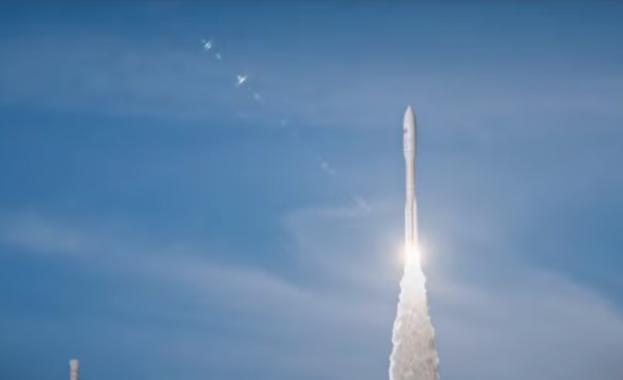 Конкуренти на Илон Мъск представиха нова ракета