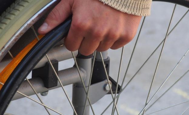Хората с увреждания настояват за по-лесен достъп до помощни средства