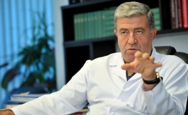 В здравеопазването са нужни непопулярни мерки, смята проф. Генчо Начев