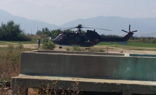 "Вертолет ""Кугър"