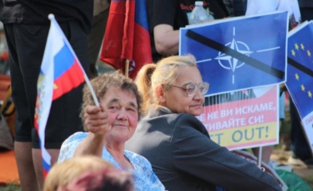 Традиционен събор събра за 15-ти път русофилите край язовир Копринка