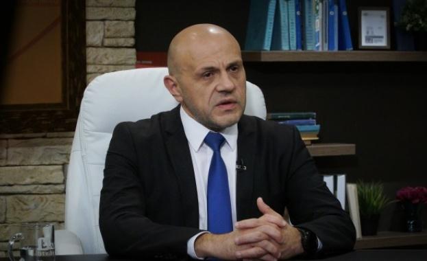 Томислав Дончев: Хубаво е да има здравословно напрежение между институциите
