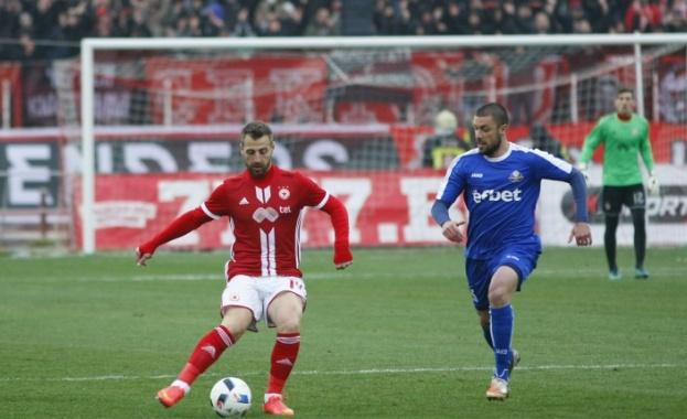 Рома и ЦСКА завършиха наравно 0:0 на стадион
