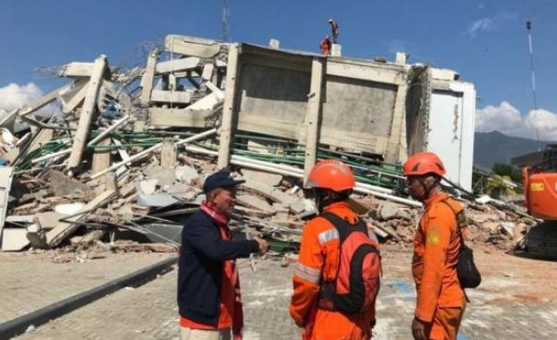 Няма данни за пострадали български граждани при земетресението в Индонезия