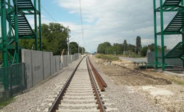 """Отпускат 45 млн. лв за модернизация на жп линията """"Волуяк - Драгоман"""""""