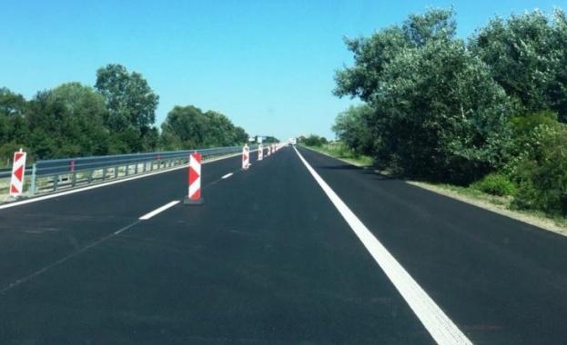 Ремонти по АМ Тракия затрудняват трафика