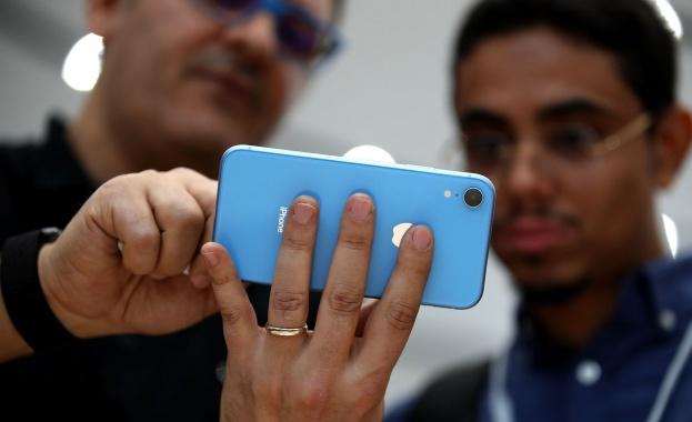 Всички нови модели на iPhone - с 5G от догодина