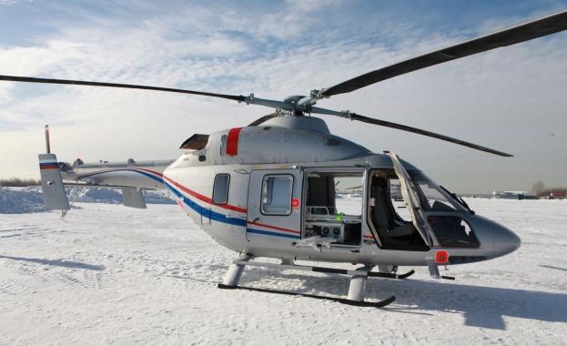 Военен хеликоптер се разби в Московска област, екипажът е загинал