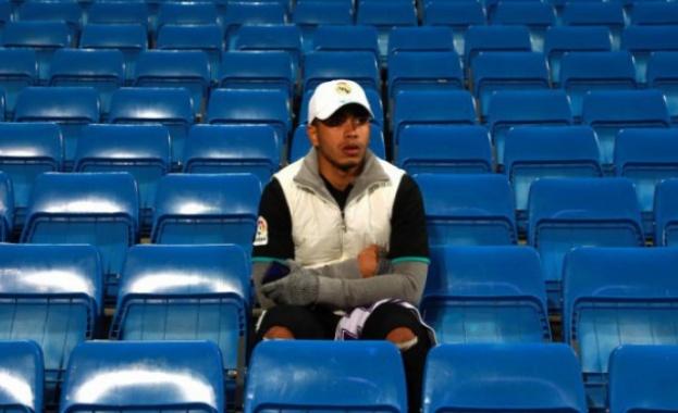 Реал Мадрид губи по 2 милиона на мач от празни седалки