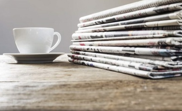 Преглед на печата за 3 май