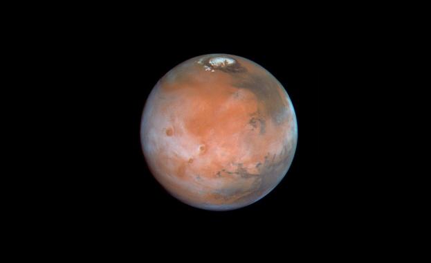 НАСА изготви пълната карта на ветровете на Марс