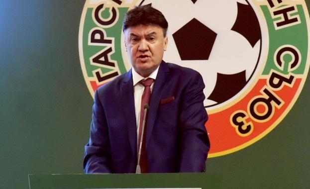Боби Михайлов с писмо до УЕФА за английските провокации