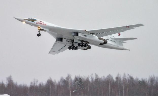Русия модернизира най-големият си бомбардировач. Създаденият преди около 40 години