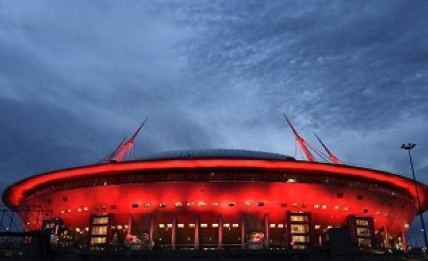 Санкт Петербург иска да приеме финала в Шампионската лига през 2021 г.