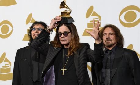 Последният албум на Ози Озбърн стана златен