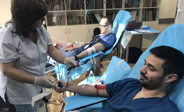 Национална кръводарителска кампания на Цветница