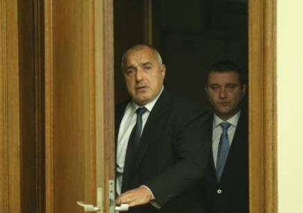 Борисов накара Горанов да похвали ниското ДДС за книгите