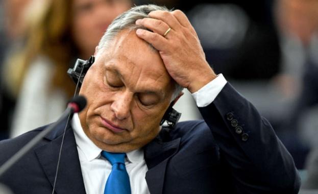 Унгарският премиер Виктор Орбан поздрави премиера Бойко Борисов за приемането
