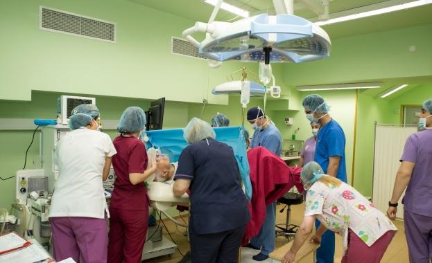От днес в Александровска болница заработи високотехнологичен скенер за диагностика