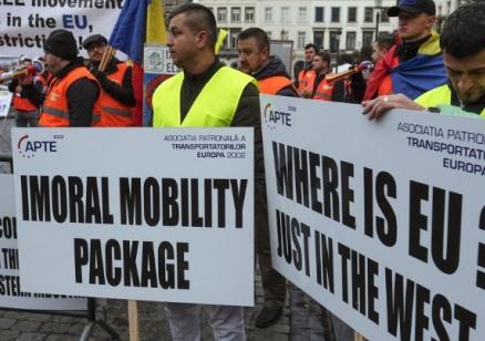 """Росен Желязков: България подготвя дело пред Съда на ЕС срещу Пакета """"Мобилност"""""""