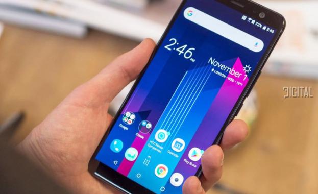 Дисплеят на смартфона ни задържа вируси и бактерии до 96 часа