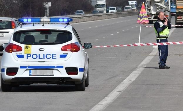 Движението по път II-64 Пловдив - Карлово в района на