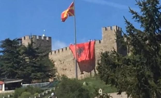Възраждане: Поредната албанска провокация в Македония