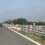 Асфалтират настилката по АМ Тракия посока София