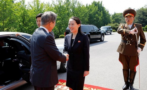 Сестрата на Ким Чен-ун ще посети демилитаризираната зона между Севера и Юга