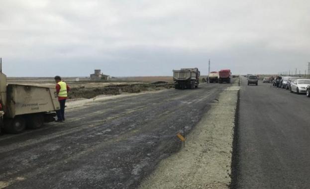 Ограничават движение по АМ Тракия заради ремонти