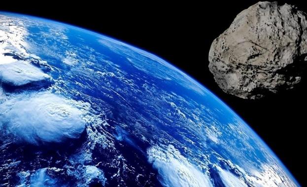 Огромен астероид ще прелети до Земята през април