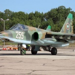 Първите ремонтирани Су-25 пристигнаха в България