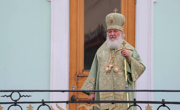 Патриарх Кирил поведе шествието по случай Деня на кръщението на Русия