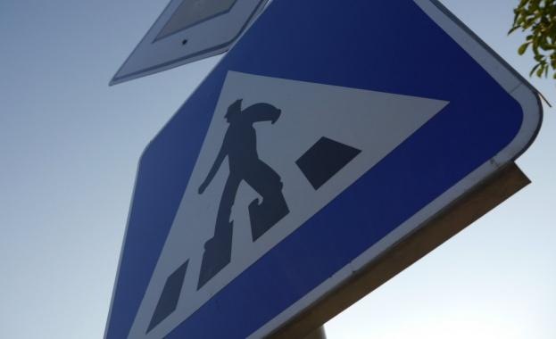 Мъж е с отхапан нос след спор на пътя