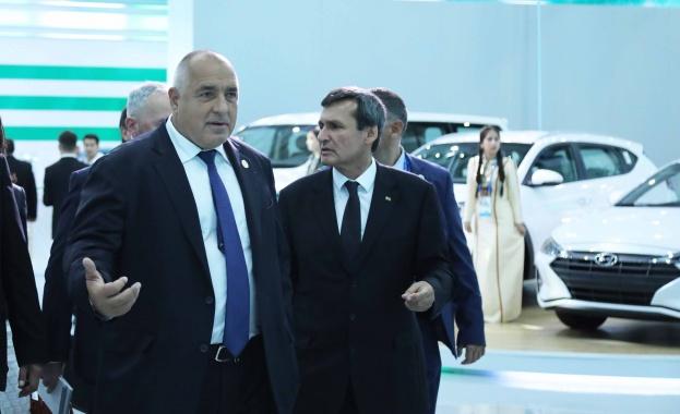 "Борисов преговаря в Туркменистан за преноса на газ до хъб ""Балкан"""
