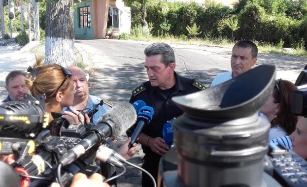 Гл. комисар Николай Николов: Ситуацията с пожарите в страната е под контрол