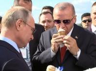 """Владимир Путин и Реджеп Ердоган участваха в откриването на 14-ия международен авиационен и космически салон """"Макс-2019"""""""