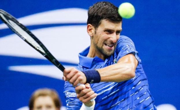 Световният номер едно в ранглистата по тенис - Новак Джокович