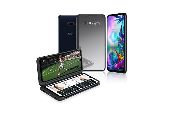 LG представя LG G8X THINQ и новия LG DUAL SCREEN на IFA 2019