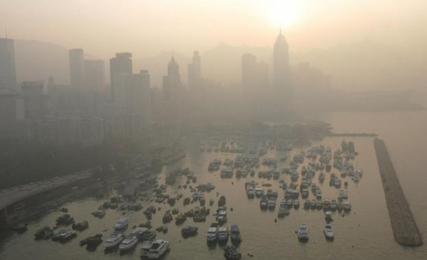 Проучване: Скок на психичните разстройства заради мръсния въздух и температурните колебания