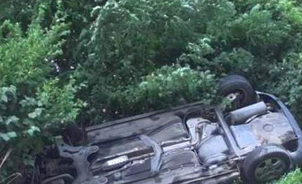 Шофьор излятя от пътя край Приморско, намериха го мъртъв два дни по-късно