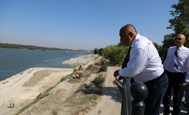 Борисов: Икономиката върви с такива темпове, че не смогваме с инфраструктурата
