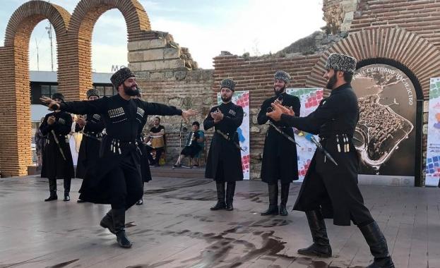 В България завърши седмицата на Северен Кавказ