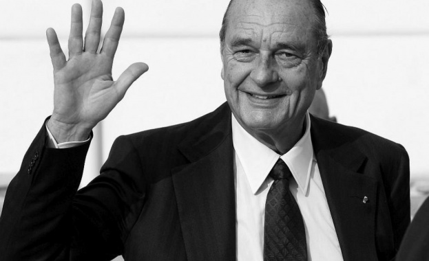 Франция се сбогува с бившия президент Жак Ширак
