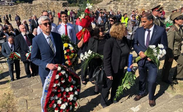 Генералният консул на Русия в Русе участва в празненствата за Независимостта на България