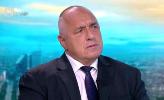 Бойко Борисов: Всеки може да си кръсти партията, както иска