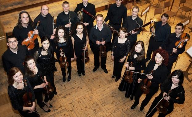 Цигуларят Елин Колев записа албум с музика на Вивалди